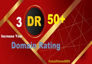 3 DR 60 to 50+ permanent homepage high quality pbn backlinks