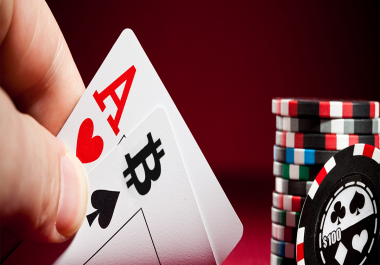 I will write 500 words engaging and SEO optimized article on casino, blackjack, poker, online gaming
