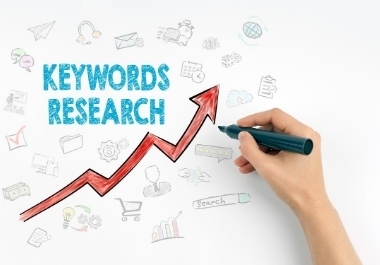200 Depth SEO Keyword Research for Your Targeted Niche