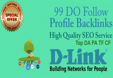 I will do Friendly high ranking 100 Web 2.0 Blogs &.Forum profiles Tiered Backlinks