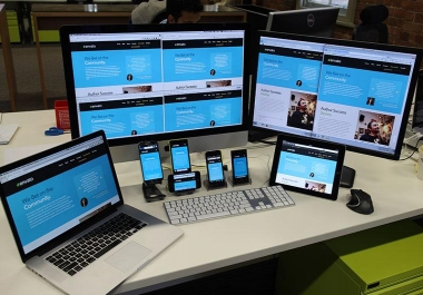 Test your website across all major browsers and devices As User