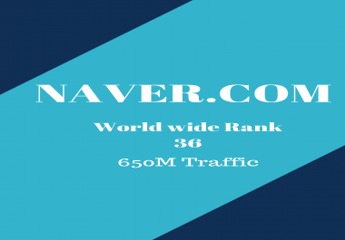 Guest Post on 650M Traffic Website