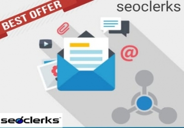 i will provide you 3000 verified targeted email list in cheap rate