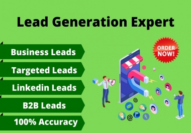 I will collect 2K targeted and niche based business leads