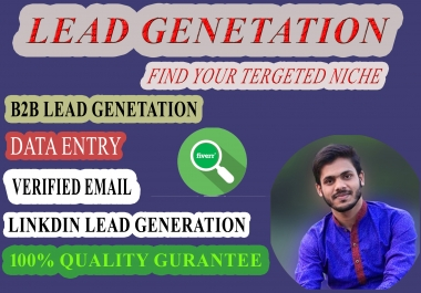 I will provide you 20k USA based Customer Leads