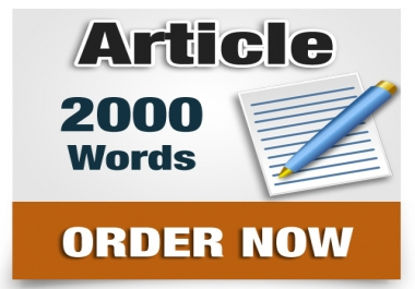 2000 SEO website content writing and blog writing