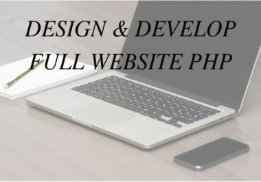 I will develop high quality Php, Codeigniter website