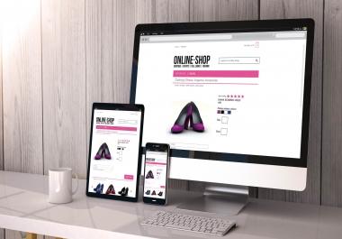 develop multi-vendor e-commerce marketplace website