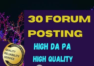 forum post on DA 86 spanish newsppaper