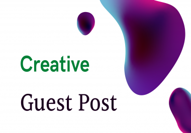 I will Write and Publish 10 Guest Posts on high DA websites