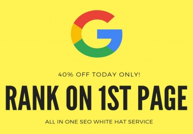 provide you the best seo services to rank on 1st google page