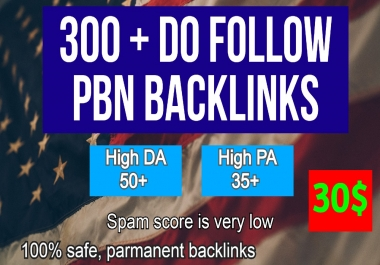 Boost your website with 300+ highquality PBN Backlinks GET IT NOW!!!