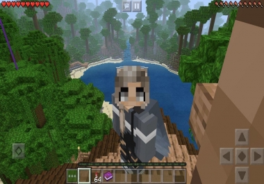 I will help you with Minecraft