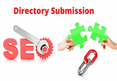 High PR ,100 directory submission manually