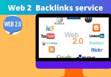 web 2 Backlinks Google First Page SEO Optimization for Website According Google Update 2021