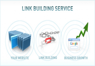 Latest And Manually Done Link-Building Service for 1st Page Ranking on Google