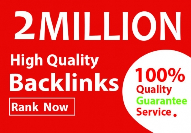 I will Create 2M GSA Backlink for paster link juice and ranking