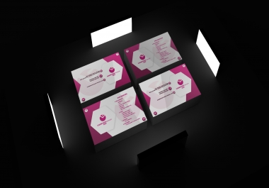 I design a creatively smart, well detailed and printable business card that increases sales