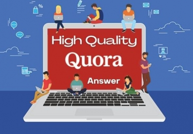 Promote your website 10 HQ Quora Answers for targeted traffic