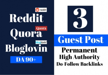 Do guest post on 90 da sites with dofollow backlinks