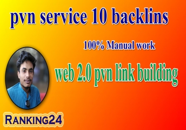 I will do best 10 permanent DR 50+ Homepage PBN Do Follow Backlink