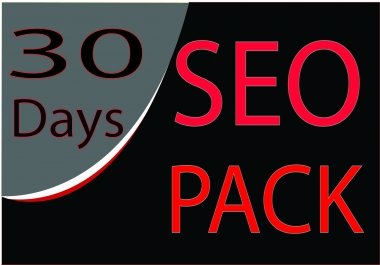 SEO Monthly Package - ORDER NOW GUYS