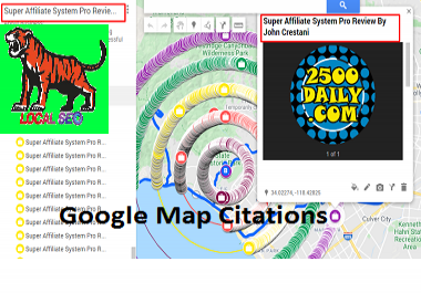 I will do 6000 Google map Citations to boost GMB local seo