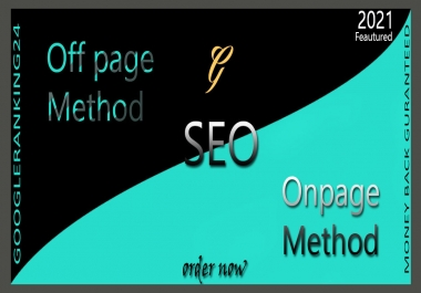 I will manage your website expertly & complete your full site SEO
