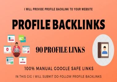 I will provide 100 high quality backlinks