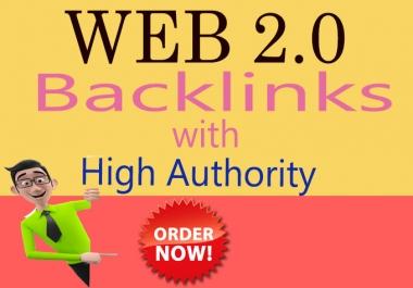 do web 2.0 backlinks with super blogs on high da sites