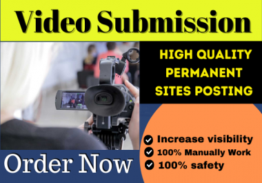 I Will Manually Upload your video on Top 21 Video share on best site