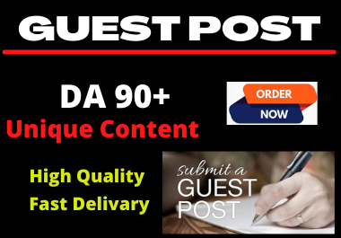 I Will do 5 guest post for you