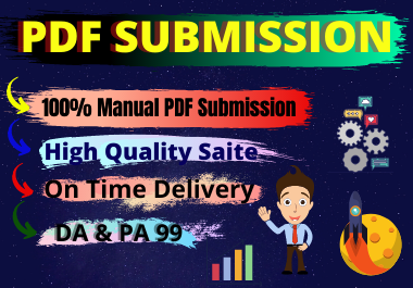 Manual 20 PDF High Authority low spam score permanent backlinks