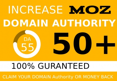 110 manually profile backlinks from moz da 50 trusted domains