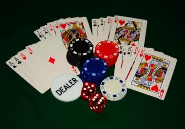 Get 40,000 PBN Backlinks Casino,Betting, Poker,Judi Related High DA sites Google 1st Page Ranking