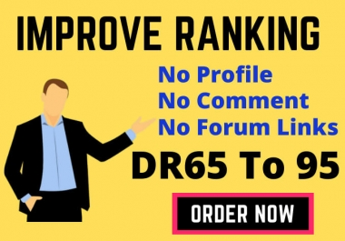 I will make 300 high quality authority SEO dofollow backlinks link building