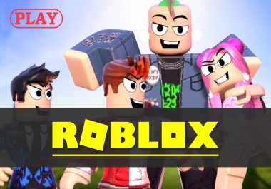 Develop a high quality roblox game, script roblox game, and buildings