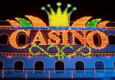 555 powerfull PBN Backlinks on Casino/ Gambling/ Poker Unique website