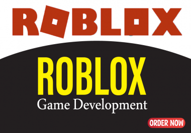 I will develop attractive roblox game and scripting roblox game