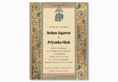 I Will Create Party Invites For You