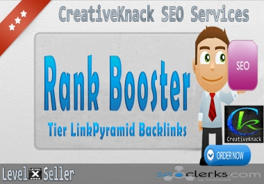 Extreme Powerful Fast Ranker and SERP Booster Backlinks Package only