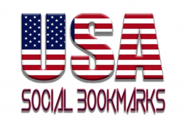 do SEO via 3 years old USA social bookmarks