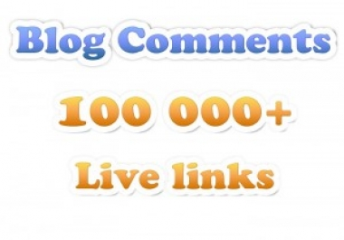 ★BUY 2 GET 1 FREE TOP RATED LEVEL 3 SELLER ON SEOCLERKS TRUSTED SERVICE★do Super Blast of 75000+ BlogComments/Backlings GET BONUS OF 10000 BLOGCOMMENTS