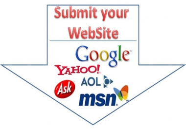 Search Engine Submission to over 900 sites