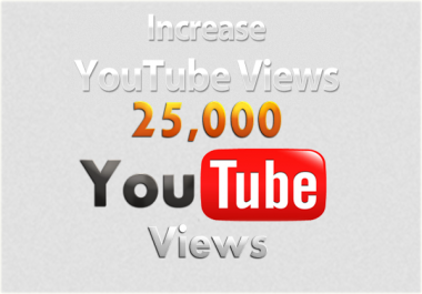 give you guaranteed 10,000 youtube views to your youtube video