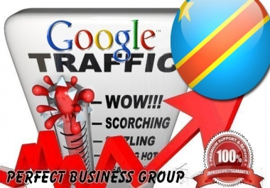 I send 1000 visitors via Google.cd Keyword to your website