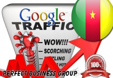 I send 1000 visitors via Google.cm Keyword to your website