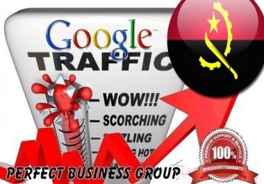 I send 1000 visitors via Google.co.ao Keyword to your website
