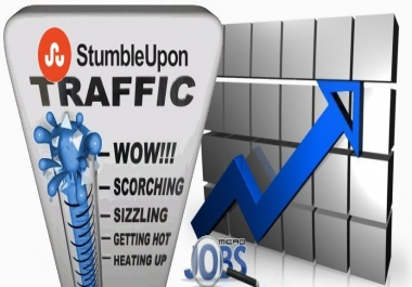 Social Traffic from Stumbleupon