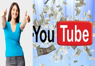 Give You 2002+ You-Tube HR Views @